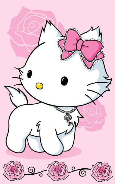 Detský koberec Charmmy Kitty Pretty Kitty